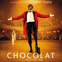 Chocolat Soundtrack (Gabriel Yared) - CD cover