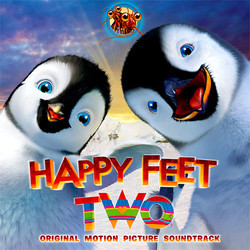 Happy Feet Two Soundtrack (John Powell) - Carátula