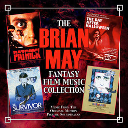 The Brian May Fantasy Film Music Collection - Brian May - 31/10/2016