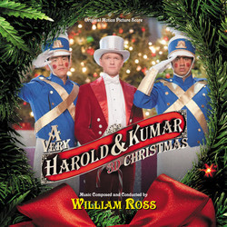 A Very Harold & Kumar 3D Christmas Soundtrack (William Ross) - Car�tula