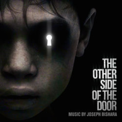 The Other Side of the Door Colonna sonora (Joseph Bishara) - Copertina del CD