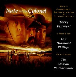 Nate and the Colonel Soundtrack (Terry Plumeri) - CD-Cover