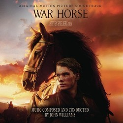 War Horse Soundtrack (John Williams) - CD cover