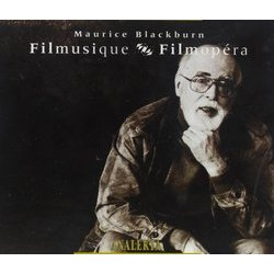 Filmusique / Filmopera - Maurice Blackburn Soundtrack (Maurice Blackburn) - Carátula