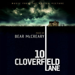 10 Cloverfield Lane Soundtrack (Bear McCreary) - Carátula
