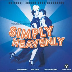 Simply Heavenly Colonna sonora (Josette Bushell-Mingo, Langston Hughes, David Martin) - Copertina del CD