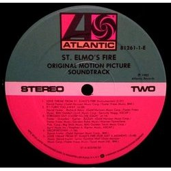 Film Music Site St Elmo S Fire Soundtrack Various