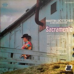 Sacramento Soundtrack (Various Artists, Martin Böttcher) - CD-Rückdeckel