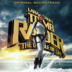 Lara Croft Tomb Raider: The Cradle of Life Soundtrack (Various Artists) - Car�tula