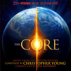 The Core Soundtrack (Christopher Young) - Car�tula