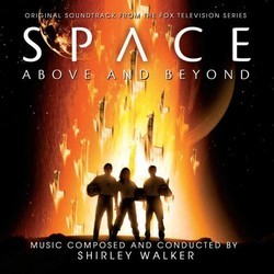 Space Above and Beyond Soundtrack (Shirley Walker) - Carátula