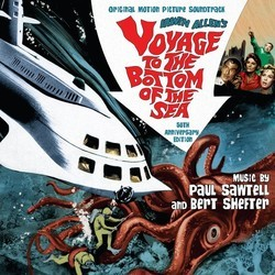 Voyage to the Bottom of the Sea Soundtrack (Paul Sawtell, Bert Shefter) - Car�tula