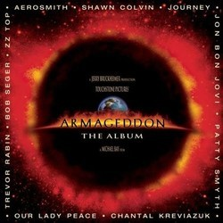Armageddon Soundtrack (Various Artists) - Carátula