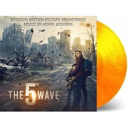 The 5th Wave Colonna sonora (Henry Jackman) - cd-inlay