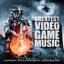 The Greatest Video Game Music Soundtrack (Various Artists) - Carátula