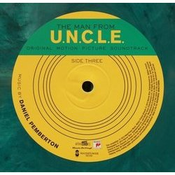 the man from uncle (2015) soundtrack - circular story