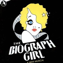 The Biograph Girl Soundtrack (Warner Brown, David Heneker, David Heneker) - CD cover