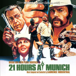 21 Hours at Munich Soundtrack (Laurence Rosenthal) - Carátula