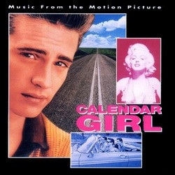 Calendar Girl Soundtrack (Various Artists, Hans Zimmer) - CD cover