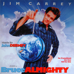 Bruce Almighty Soundtrack (John Debney) - CD cover