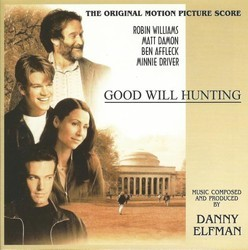 Good Will Hunting Soundtrack (Danny Elfman) - Carátula