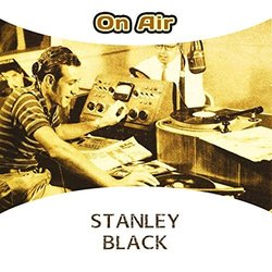On Air - Stanley Black Soundtrack (Various Artists, Stanley Black) - CD-Cover