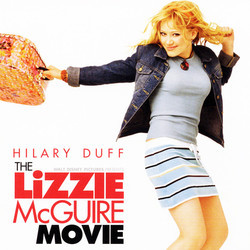 The Lizzie McGuire Movie Soundtrack (Various Artists, Cliff Eidelman) - CD cover