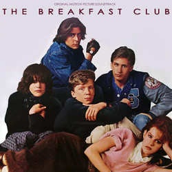 The Breakfast Club Soundtrack (Various Artists) - Car�tula