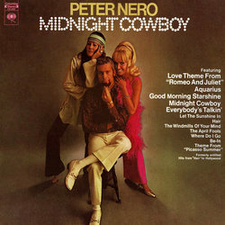Midnight Cowboy Soundtrack (Various Artists, Peter Nero) - Carátula