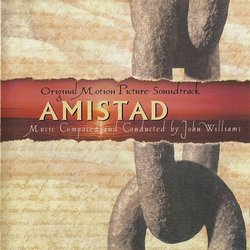 Amistad Soundtrack (John Williams) - CD cover