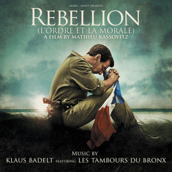 Rebellion Soundtrack (Klaus Badelt) - Carátula