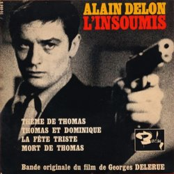 L'Insoumis Soundtrack (Georges Delerue) - CD cover