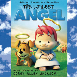 The Littlest Angel Soundtrack (Corey A. Jackson) - CD cover