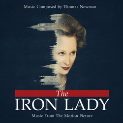 The Iron Lady Soundtrack (Thomas Newman) - Carátula