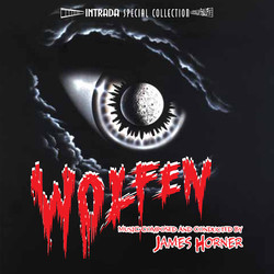 Wolfen Soundtrack (James Horner) - CD-Cover
