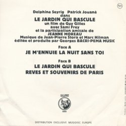 Film music site le jardin qui bascule soundtrack marc for Le jardin qui bascule streaming