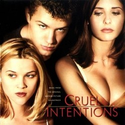 Cruel Intentions Soundtrack  (Various Artists) - CD cover