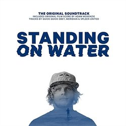 Standing On Water Trilha sonora (Adam McKenzie) - capa de CD