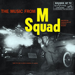 M Squad Soundtrack (Sonny Burke, Benny Carter, John Williams, Stanley Wilson) - Car�tula