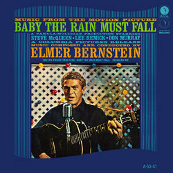 Baby the Rain Must Fall Soundtrack (Elmer Bernstein) - CD cover