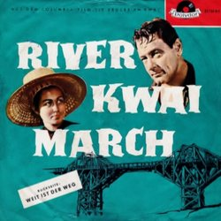 River Kwai Marsch Soundtrack (Malcolm Arnold) - CD cover