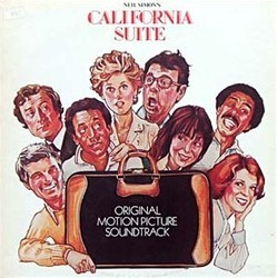 California Suite Soundtrack (Claude Bolling) - Car�tula