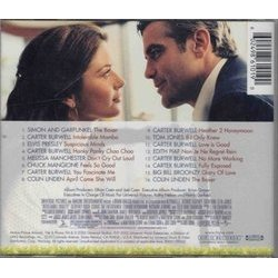 Intolerable Cruelty Soundtrack (Various Artists, Carter Burwell) - CD Trasero