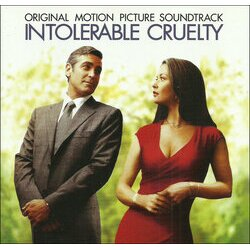 Intolerable Cruelty Soundtrack (Various Artists, Carter Burwell) - Carátula