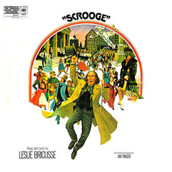 Scrooge Soundtrack (Leslie Bricusse) - Car�tula