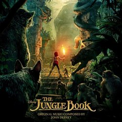 The Jungle Book Bande Originale (John Debney) - Pochettes de CD