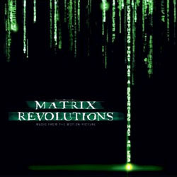 The Matrix Revolutions Soundtrack (Don Davis) - CD cover