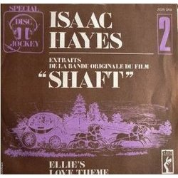 Shaft Bande Originale (Isaac Hayes, J.J. Johnson) - Pochettes de CD