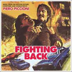Fighting Back Soundtrack (Piero Piccioni) - Carátula