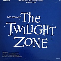 The Twilight Zone - Volume One Soundtrack (Various Artists) - Carátula